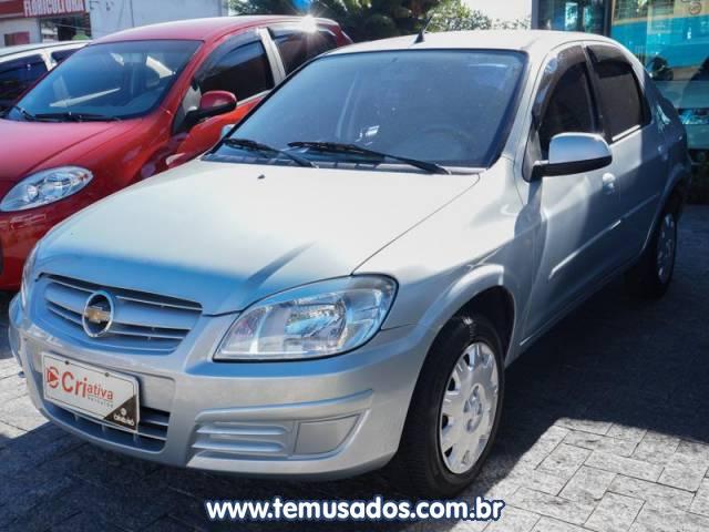 Prisma Prata 2007 - Chevrolet